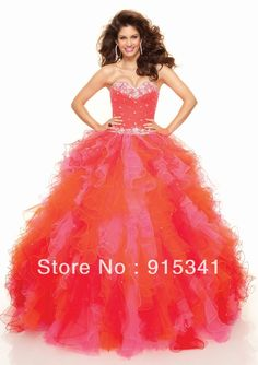 Puffy dresses on pinterest quinceanera dresses puffy prom dresses
