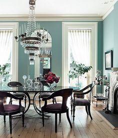 Фотография: Гостиная в стиле Классический, Декор интерьера, Аксессуары, Декор, Белый, Черный, Желтый, Серый, Бирюзовый – фото на InMyRoom.ru