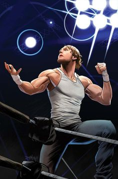 eXpertComics offers a wide choice of products, like the WWE Visit eXpertComics' website to discover thousands of collectibles. The Shield Wwe, Boom Studios, Wwe Girls, Kevin Owens, Wwe Wallpapers, Wrestling Superstars, Dean Ambrose, Professional Wrestling, Roman Reigns