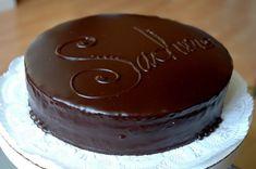 sachertorte taart maken