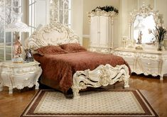 Victorian-Comfortable-Bedroom-Interior-Idea