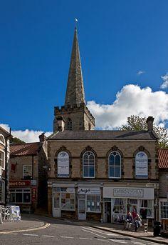 Pickering-Street view 3 - Pickering, North Yorkshire, England