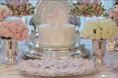 Chá de bebê de princesa   Mommy's Concierge Blog