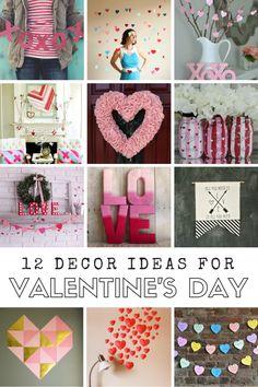 12 Decor Ideas For Valentine S Day