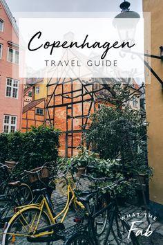 Copenhagen Travel Guide | WTFab