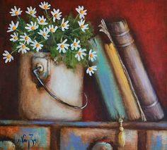 Valencia van Zyl Valencia, Vans, Painting, Painting Art, Paintings, Draw, Van