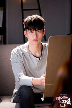하이드 지킬, 나 : 포토 스케치 : 로화백에게 최고의 모델이란? : SBS Jung Hyun, Kim Jung, Asian Actors, Korean Actors, Healer Korean, Hyde Jekyll Me, Han Ji Min, Soul Songs, Joo Won