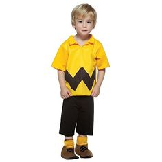 #CharlieBrown #Peanuts #Costume