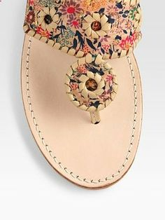 I love these Jack Rogers!