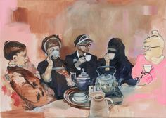 Tea Time by Serge Nyfeler – SOON Editions