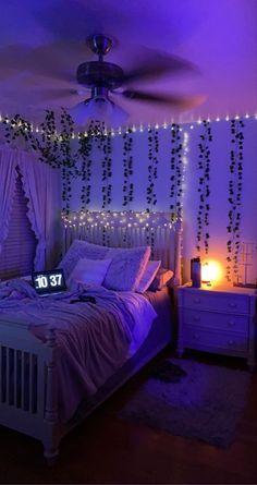 Neon Bedroom, Room Design Bedroom, Room Ideas Bedroom, Bedroom Inspo, Cool Bedroom Ideas, Bedroom Kids, Room Ideas For Teen Girls Diy, Student Bedroom, Master Bedroom