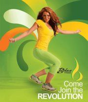 Bokwa Baby! Finally an exercise that is fun & works up a sweat!