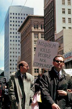 1969 demonstration against Vietnam War