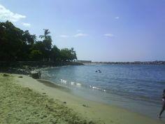 Vargas, parroquia Naiguatá. Playa de Naiguatá.