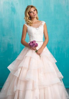 Allure Bridals 9321 Ball Gown Wedding Dress