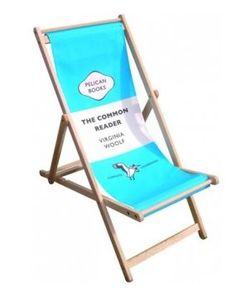 penguin deckchair!