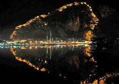 Kotor, Montenegro  твои глаза по прежнему танцуют для меня