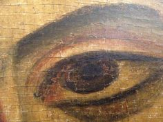 Face Icon, Religious Icons, Byzantine, Past, Christian, Eyes, Detail, Painting, Past Tense