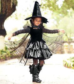 bat witch child costume-Chasing-fireflies