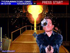 Terminator 2 (Arcade)