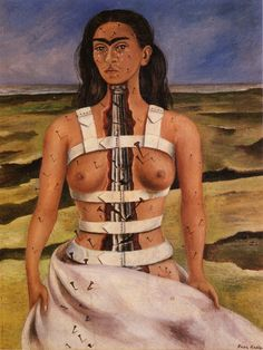Frida Khalo: Her Love and Pain Expressed Through Art