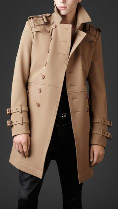Burberry trench coat is no doubt the best