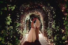 i like nighttime weddings.