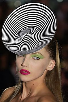 Philip Treacy (of course, you can pick him anywhere...)