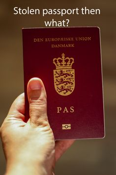 Here is what you need to do if your passport gets stolen: http://aworldofbackpacking.com/uk/pas-er-stjalet/