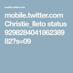 cd218800672a69 mobile.twitter.com Christie Ileto status 929828404186238982 s 09
