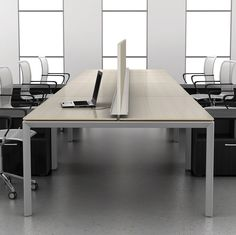 Miro is a a furniture line that articulates a fresh vision for modern professional work environments.