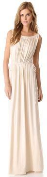 ShopStyle.com: Rachel pally Grecian Long Dress $233.00