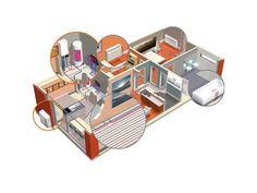 Il existe différents systèmes de chauffage desol, adaptés aux budget et besoins de chacun.