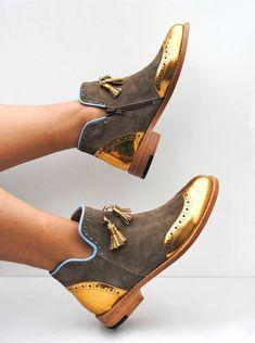26 Pares de zapatos con estilo que son cómodos y bonitos.