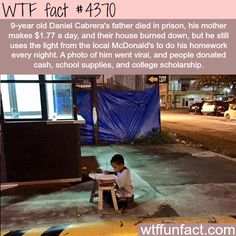 WTF Facts - Page 777 of 1303 - Funny, interesting, and weird facts Sweet Stories, Cute Stories, Beautiful Stories, Be My Hero, Real Hero, Human Kindness, Touching Stories, E Mc2, Wtf Fun Facts