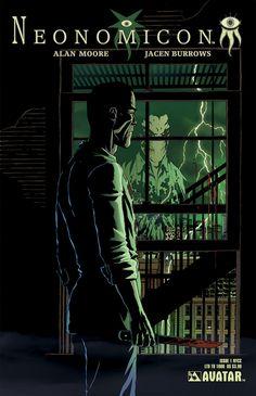 Moore/Burrows Neonomicon (especial convención de comics de Chicago 2013)
