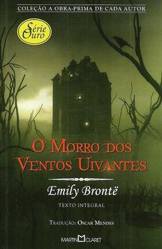 O Morro dos Ventos Uivantes – Emily Bronte | Palácio de Livros