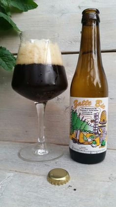 Zatte Bie Brouwerij De Bie // 7.4/10