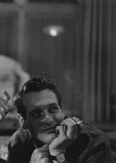 Ok, so I have this inexplainable crush on Paul Newman......but he was handsome when he was young& those eyes........