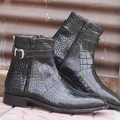 Mens Buckle Boots, Buckle Ankle Boots, Suede Shoes, Loafer Shoes, Shoe Boots, Dress With Boots, Dress Shoes, Leather Fashion, Mens Fashion