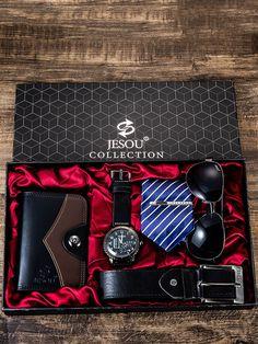 Birthday Gifts For Boyfriend Diy, Boyfriend Gifts, Watch Belt, Cheap Watches For Men, Perfume Packaging, Sport Watches, Quartz Watch, Gifts For Friends, Men Watch