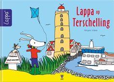LAPPA op Terschelling ISBN 97882114911 Te koop in de boekhandel of op www.vriendjevanlappa.nl