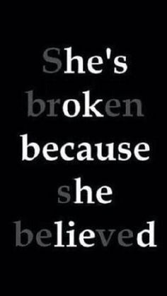 Shes Broken, Sayings And Phrases, Me Quotes, Qoutes, Believe, Calm, Iphone Wallpapers, Quotations, Quotes