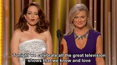 When Tina called out all of the drama that came along with The Interview. And other jokes from Golden Globe awards