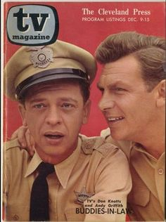 Long-lost video of Andy Griffith and Don Knotts performing classic skit surfaces