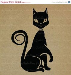 Hey, I found this really awesome Etsy listing at https://www.etsy.com/listing/109525709/70-off-sale-pretty-black-cat-594km