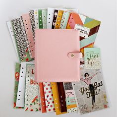 The Reset Girl A5 Planner - Boxed Set from Simple Stories - Scrapbook.com