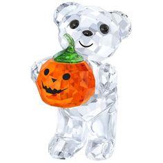 decoración swarovski oso kris - calabaza de regalo 5223252