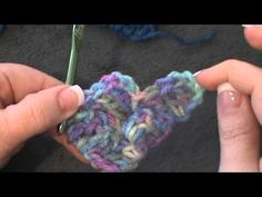 """C2C""- Corner to Corner Crochet - YouTube"