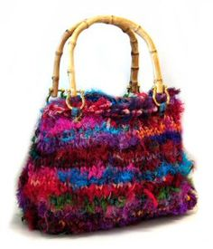 Listed below are free patterns using a variety of yummy ingredients. To name a few: Banana silk, recycled sari ribbon, and the magnificent color and feel of Wonderland Yarns! We carry all products...